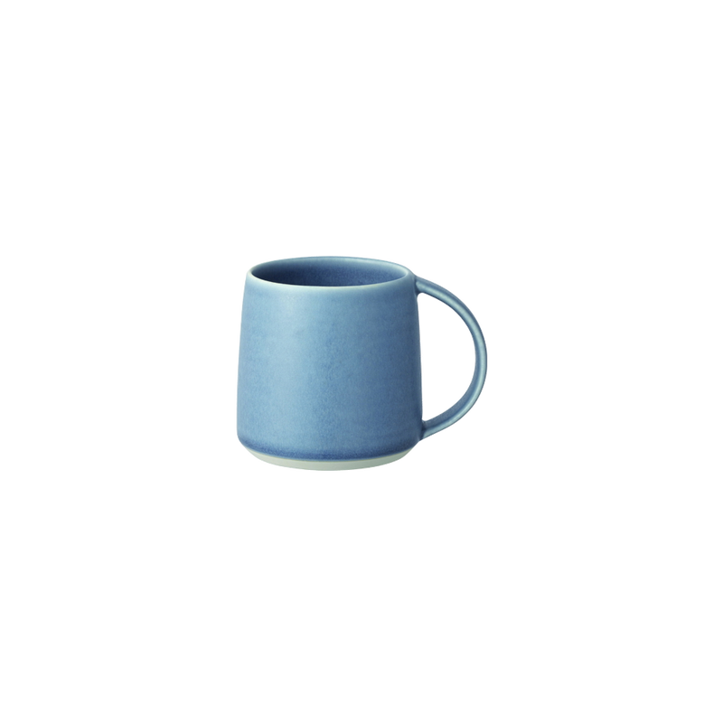 Kinto RIPPLE mug 250ml blue - Harney & Sons Teas, European Distribution Center