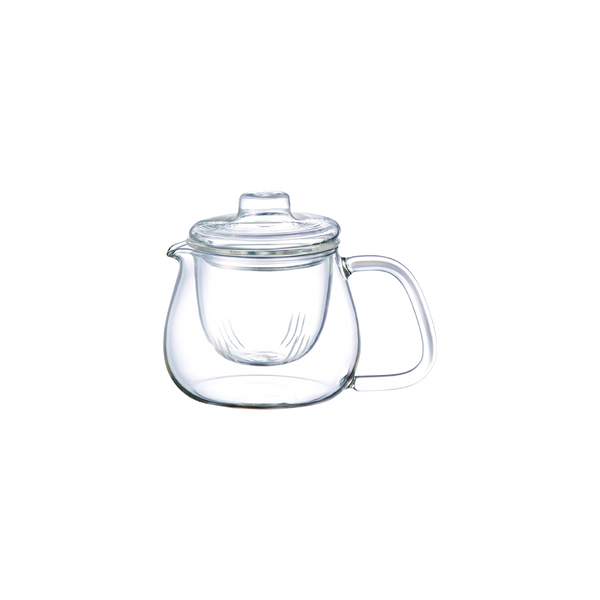 Kinto UNITEA teapot 450ml glass - Harney & Sons Teas, European Distribution Center
