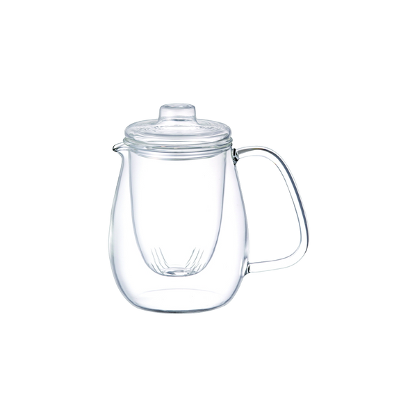 Kinto UNITEA teapot 680ml glass - Harney & Sons Teas, European Distribution Center