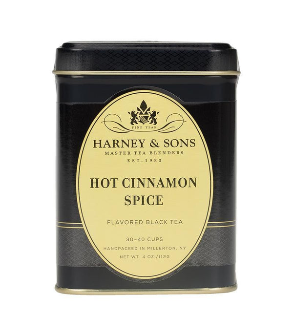 Hot Cinnamon Spice