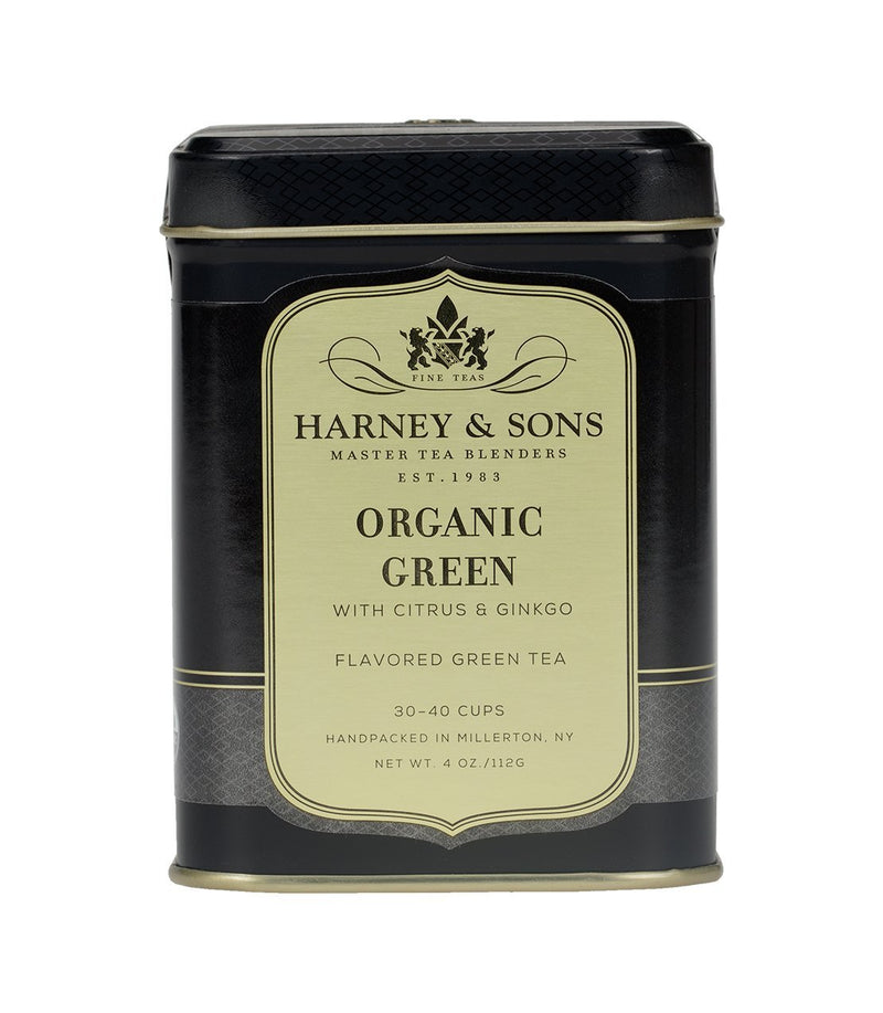 Organic Green with Citrus & Ginkgo