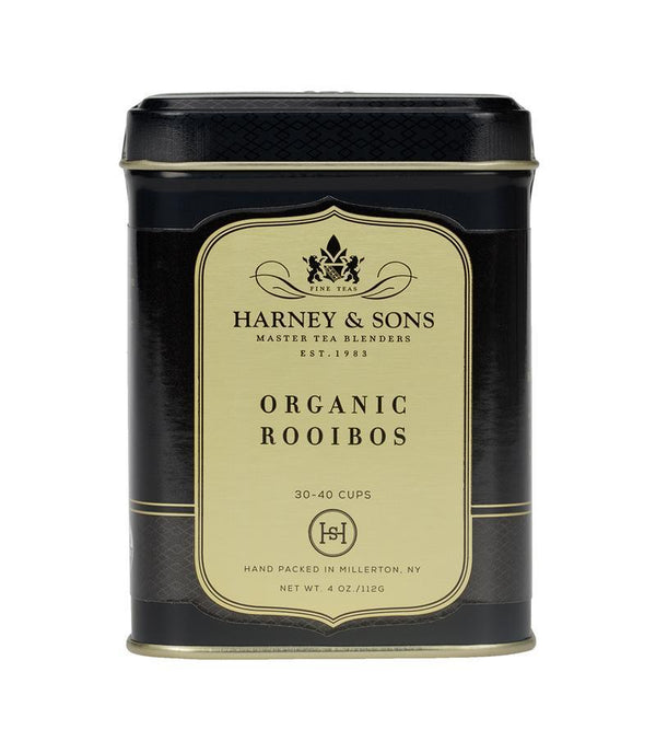 Organic Rooibos - Harney & Sons Teas, European Distribution Center