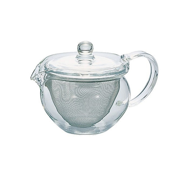 Hario ChaCha Kyusu Maru Teapot 700ml - Harney & Sons Teas, European Distribution Center