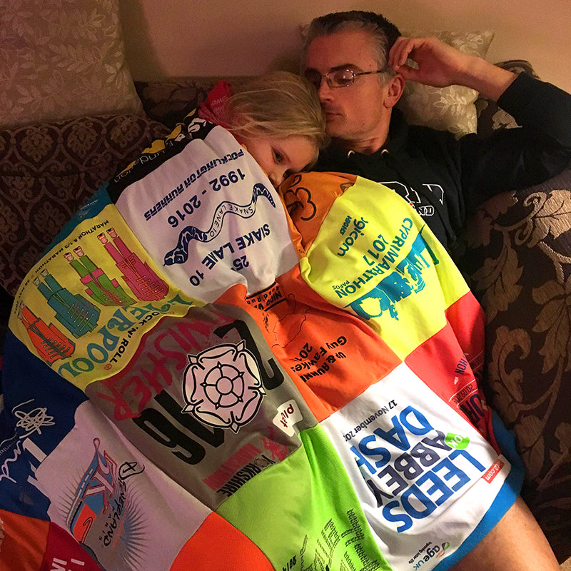 Too Many T-Shirts | We make Handmade Memory Blankets for Adults and Children