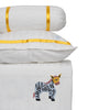 Baby bedding set- Horse embroidery