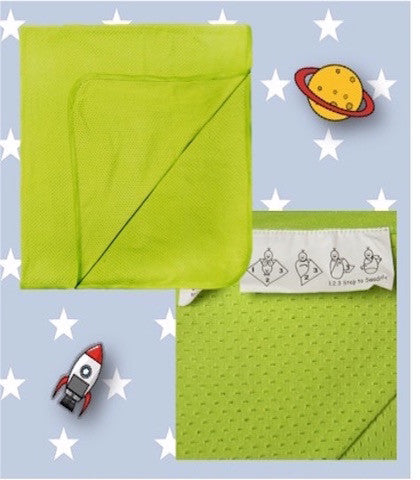 Green Wrapping Sheet