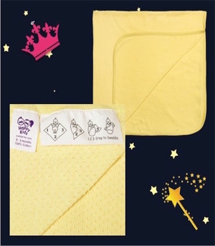 Yellow Wrapping Sheet