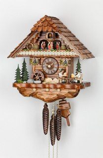 Black Forest Cuckoo Clock - Chalet Style - Party - Cuckoos Nest