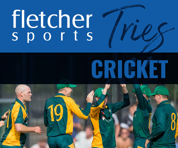 Fletcher Sports Tries...Cricket!