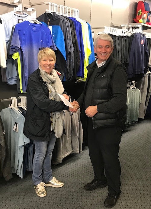Fletcher Sports staff given thumbs up as island bucks trend towards internet shopping