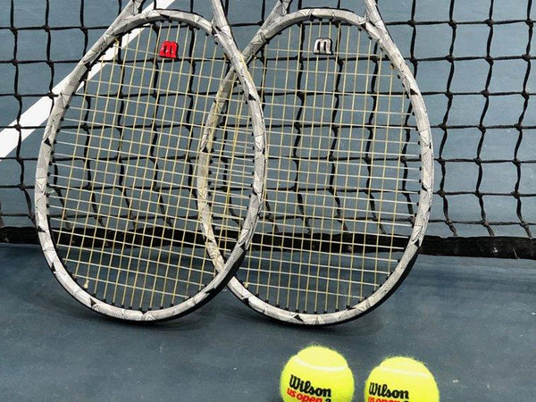 Wilson Clash – a new era of tennis rackets