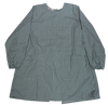 Melrose Green Check Smock