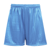 Sky Shadow Stripe Shorts