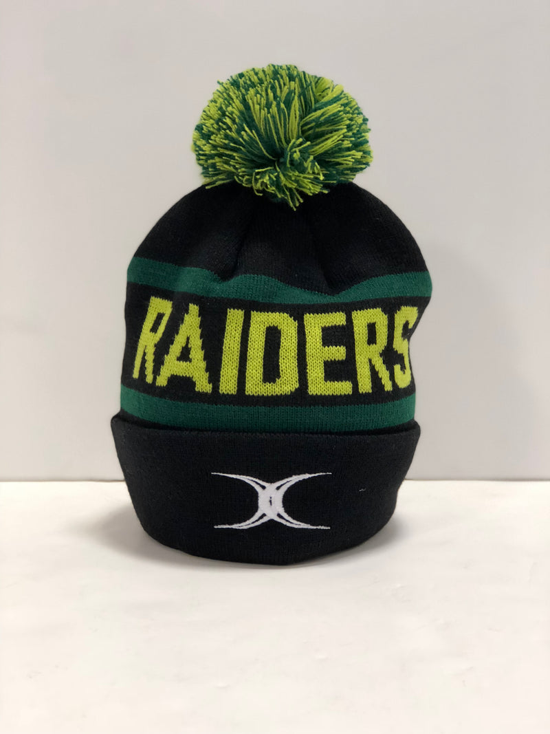 704cb66d0e1 Guernsey Raiders Bobble Hat - Fletcher Sports