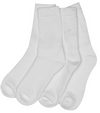 Pex White Sports Socks