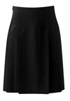 Henley Skirt Black