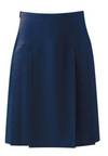 Navy Henley Skirt