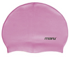 Solid Silicone Swim Hat