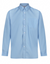 Long Sleeve Polycotton Easycare Blue Shirts
