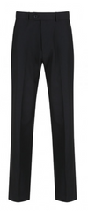 Sturdy Fit Charcoal Trouser