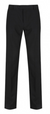 Slim Leg Black Trouser