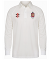 Sark Cricket Shirt Long Sleeve