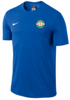 Guernsey Walking Football Cotton T Shirt