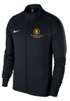 St Anne's Staff Black Full Zip Top