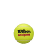 US Open x4 Tennis Ball
