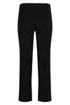 Black Junior Girls Twin Pocket Trouser