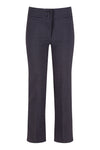 Grey Junior Girls Twin Pocket Trouser