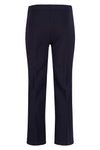 Navy Junior Girls Twin Pocket Trouser