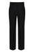 Black Elastic Back Classic Fit Trouser