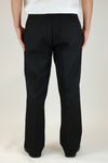 Sturdy Fit Black Trousers