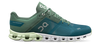 Cloudflow Men's Blue/Green