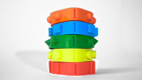 5-colour-bands-stacked-vertically