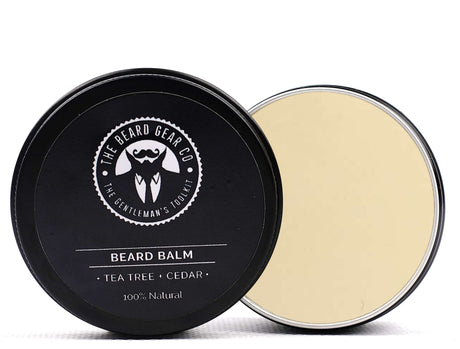 Beard Balm - Tea Tree + Cedar - Beard Balm -The Beard Gear Co.