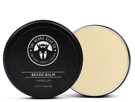 Beard Balm - Vanilla - Beard Balm -The Beard Gear Co.