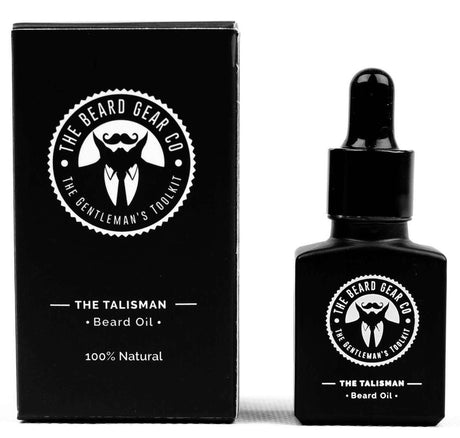 The Talisman Beard Oil (Cedar + Lavender) - Beard Oil -The Beard Gear Co.