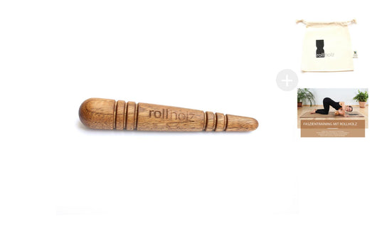 rollholz Trigger Stift Walnuss