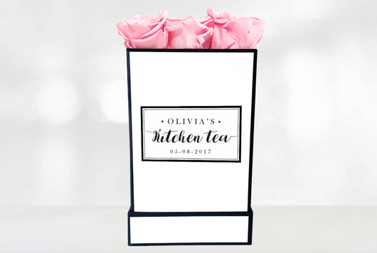 Medio Kitchen Tea Roses