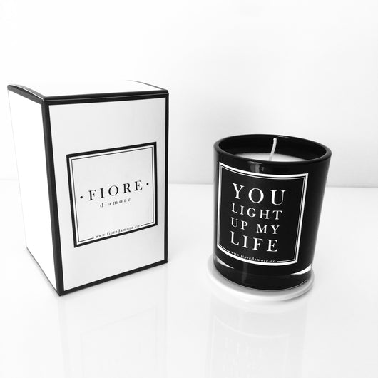 Luxe Soy Candles