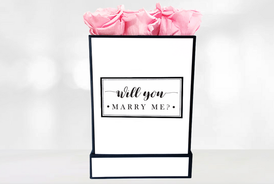 Grande Marriage Proposal Roses