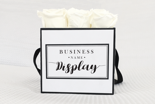 Piccolo Business Display Roses