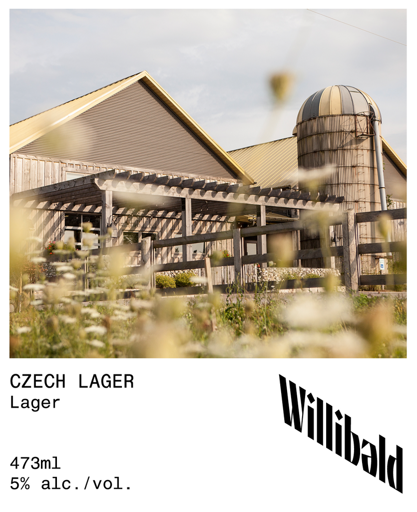 CZECH Lager - Willibald