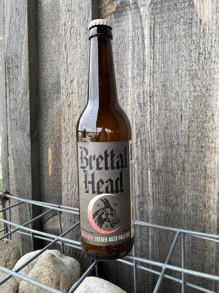 Bellwoods Brewery - Brettal Head - Willibald