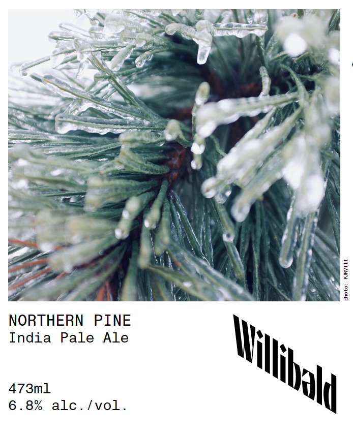 NORTHERN PINE - IPA - Willibald