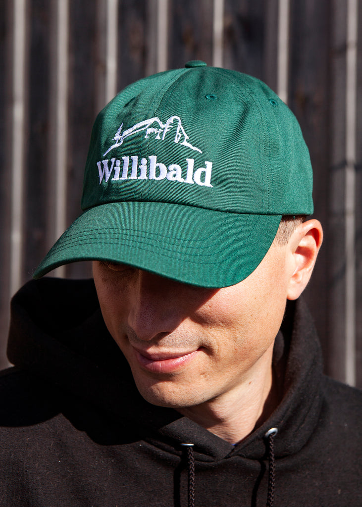 Willibald Dad Cap - Green - Willibald