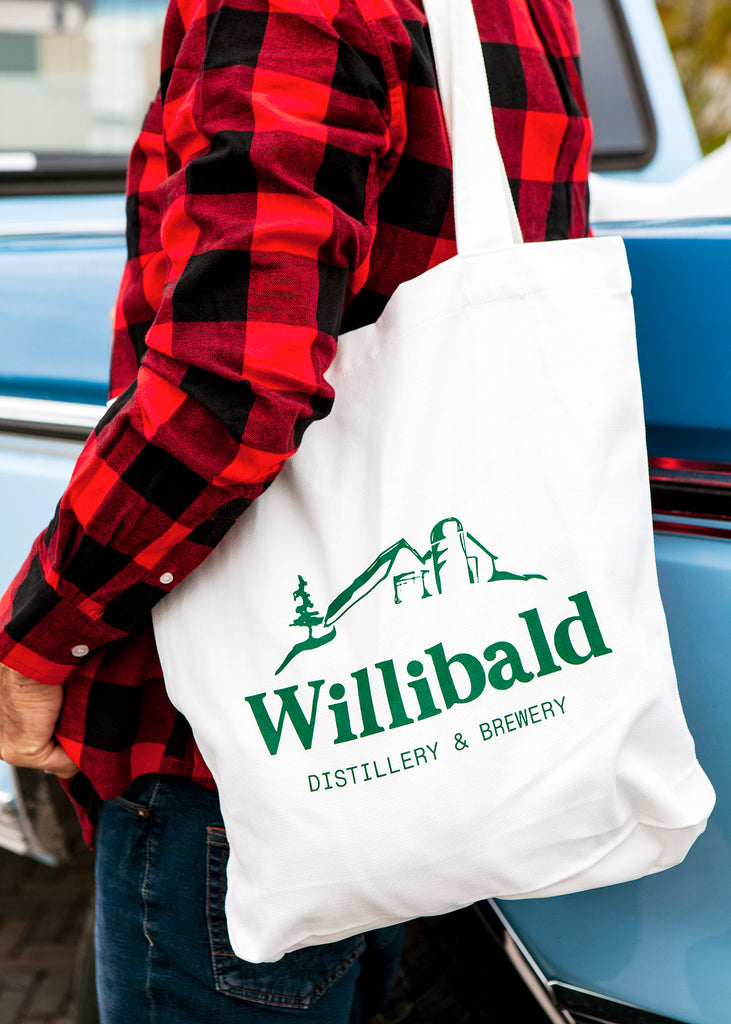 Willibald Tote Bag - Willibald