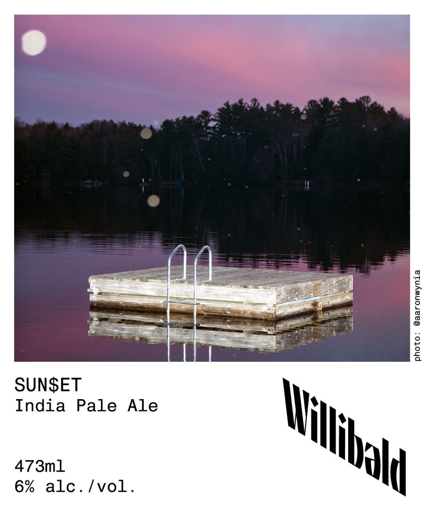 SUN$ET IPA - Growler - Willibald